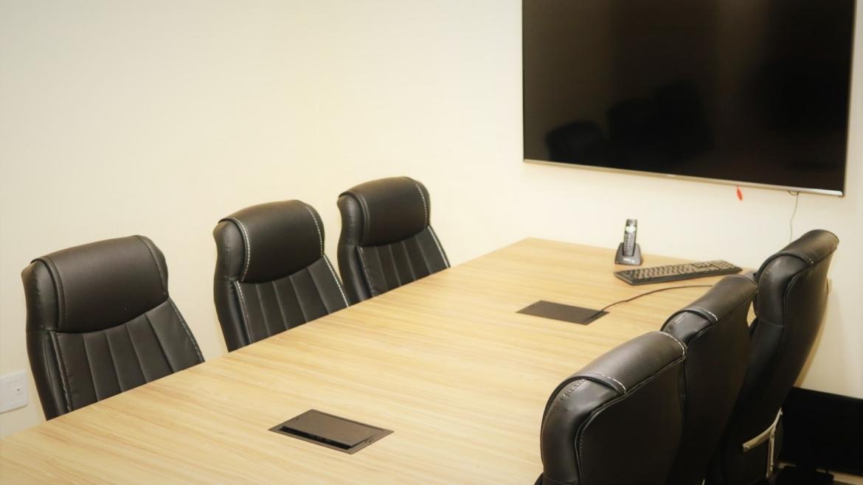 Salas de reuniões, executivas e coworking